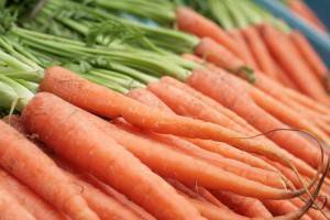 Carrots for eye health in Calgary